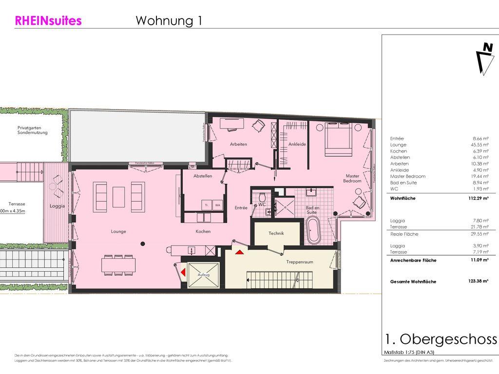a. 1. Obergeschoss Expose_2019