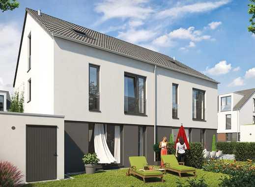 Wohlfühlen in Mainz-Lerchenberg - Elegantes Doppelhaus mit sonnigem Garten und großer Terrasse