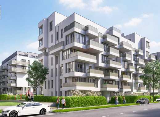 Platz für die ganze Familie! Helle 4-Zimmer-Wohnung mit zwei Balkonen und moderner Ausstattung