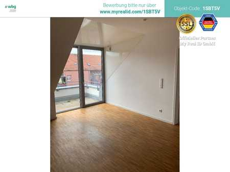 Wohnen im beliebten Nordosten der Stadt - Zweitbezug Neubau!! in Schoppershof (Nürnberg)