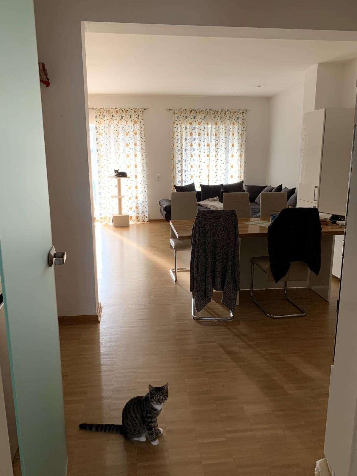 Freundliche 4-Zimmer-Erdgeschosswohnung mit EBK in Fürth in