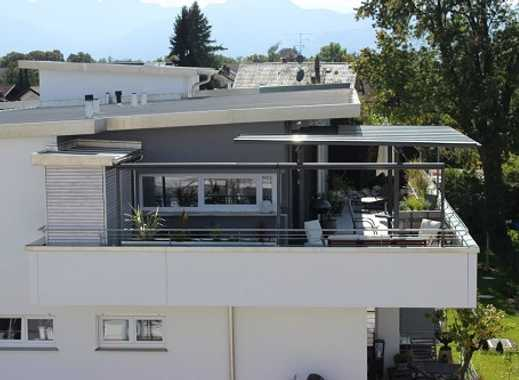 Exklusive Penthouse-Wohnung in Bad Aibling