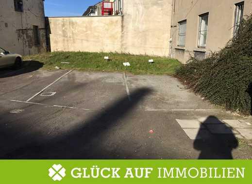Stellplatz im Hinterhof des Hauses Krayer Straße in Essen zu vermieten