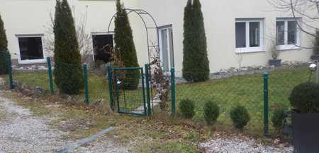 Schöne, geräumige zwei Zimmer Garten Wohnung in Paunzhausen Landkreis Freising in Paunzhausen