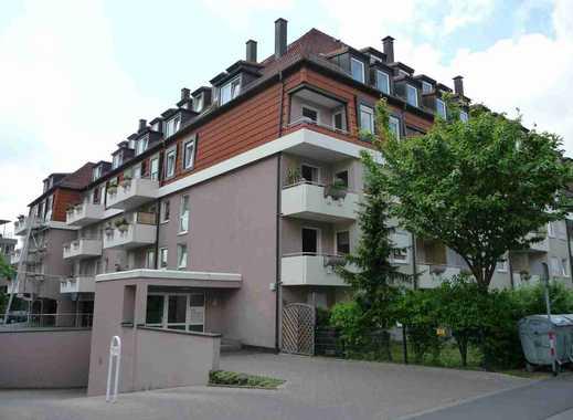 Kleine 2-ZW mit Balkon in der Sartoriusstraße!