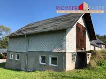 Haus mit Ferienwohnung Scheune und
