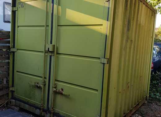 Container als Lagerfläche in Bergisch Gladbach Hand zu vermieten