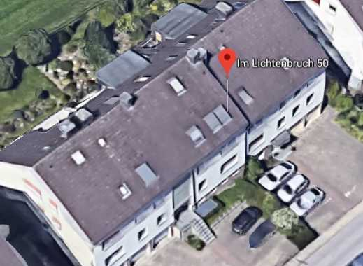 Hattingen-Bredensched: 2,5 Raum Erdgeschosswohnung mit Terrasse und Garten!