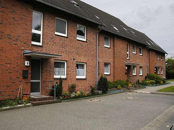 Meldorf: 3-Zi-Rentnerwohnung in zentraler Lage