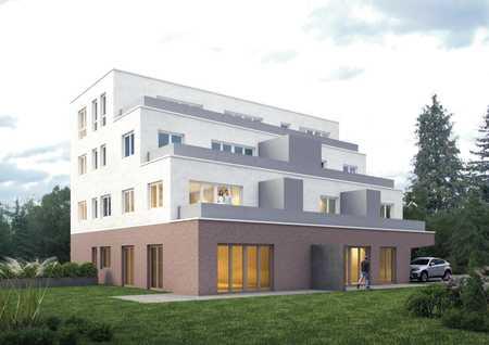 Erstbezug: Moderne 3 Zimmer-Wohnung mit Dachterrasse und Stellplatz in Neu-Ulm (Neu-Ulm)