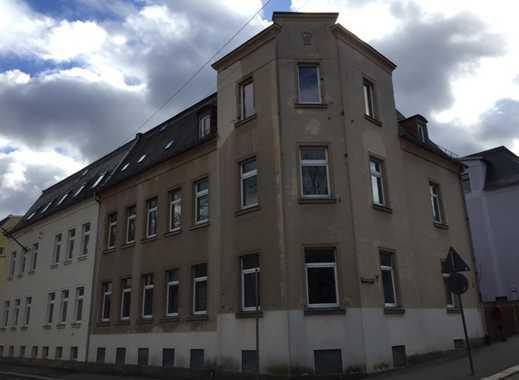 Mehrfamilienhaus in Leubnitz mit begonnener Sanierung