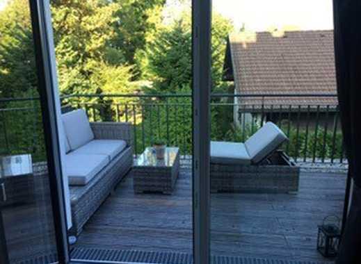 Helle 2-Zimmer-Wohnung mit zwei Terrassen und TG-Stellplatz in Innenstadtlage