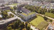 Prov frei- Nibelungenterrasse Regensburg Büro