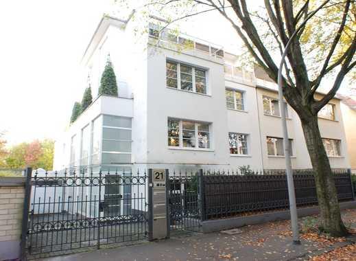 Luxuriöse Wohnung in Stillvollem Zweifamilienhaus mit Garten direkt am Kölner Stadtwald, Braunsfeld