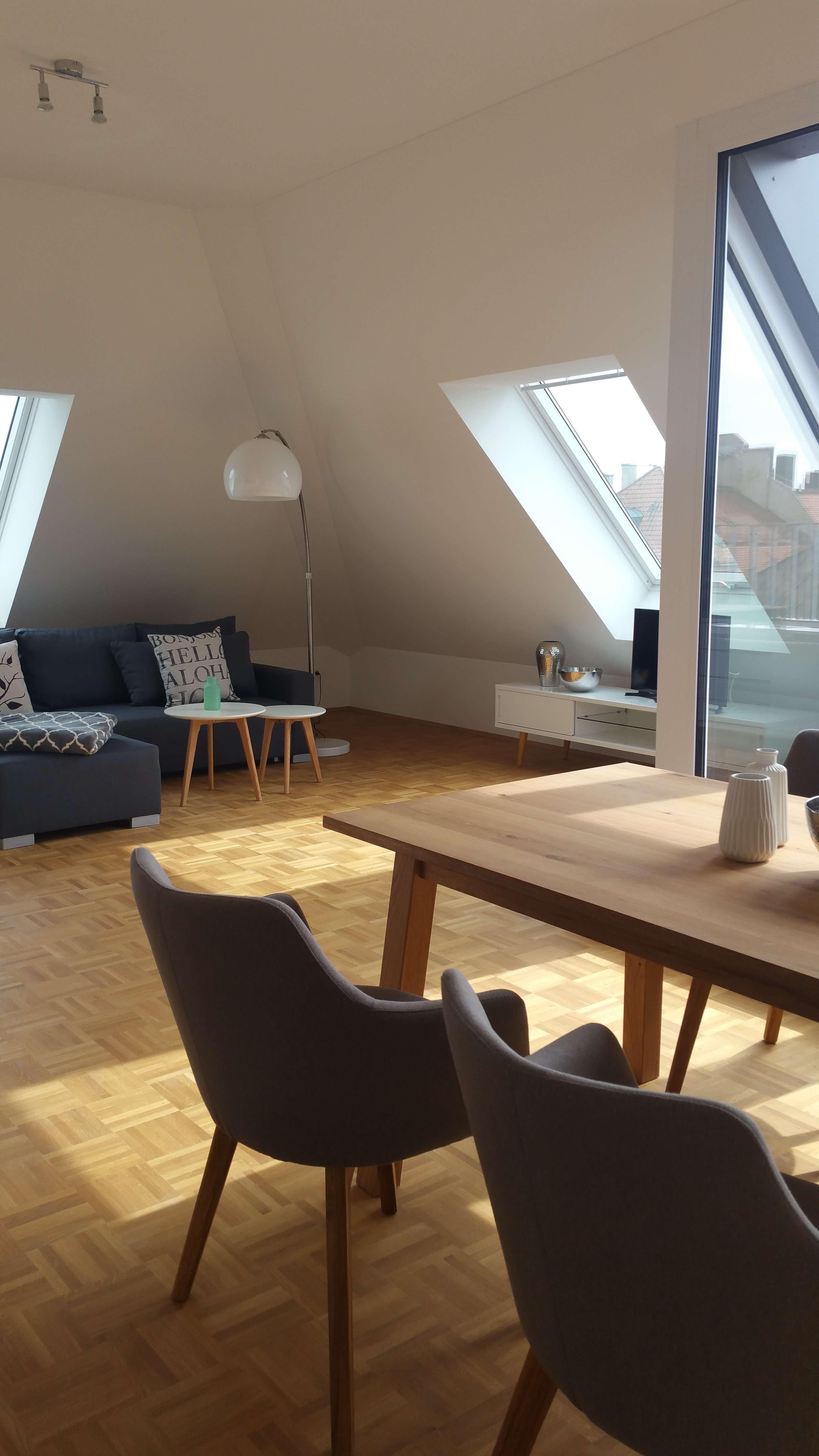 2,5-Zimmer Wohnung ab sofort zu vermieten