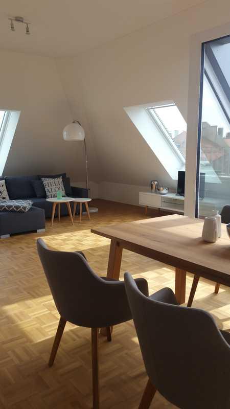 2,5-Zimmer Wohnung ab sofort zu vermieten in Schwabing-West (München)