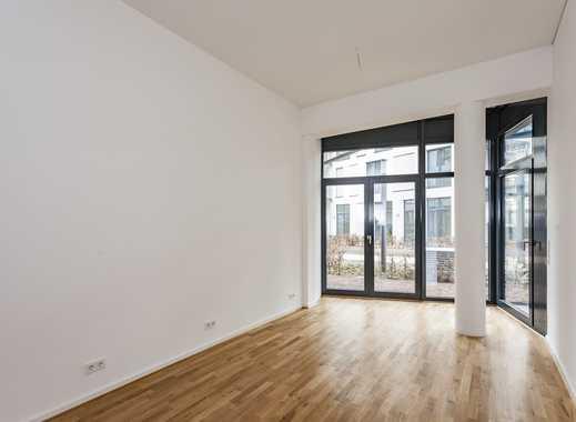 Erstbezug | Terrassenwohnung zum Innenhof | EBK | Duschbad & Gäste-WC | Monat kaltmietfrei