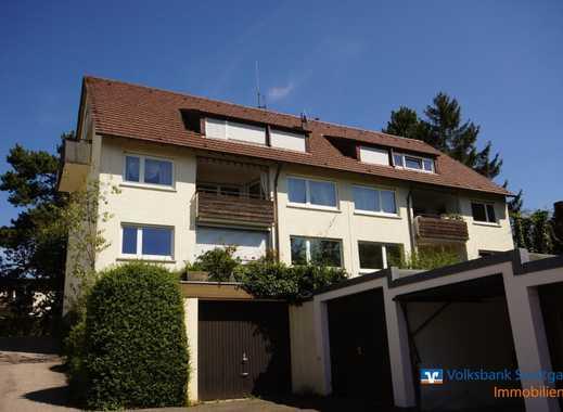 Sonnenberg - Gut aufgeteilte 3,5-Zimmer-Wohnung mit ca. 23 m² angeschlossenem Hobbyraum