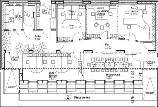 Bolanden Plan Gebäude B