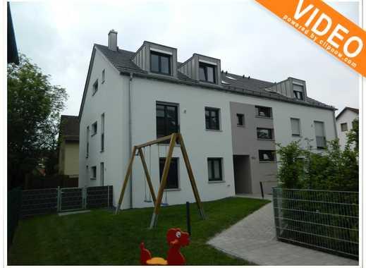 Neue,exklusive 3-Zimmer-Dachterrassen-Wohnung in Allershausen