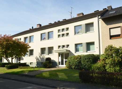Helle 2-Zimmer-Erdgeschosswohnung mit Balkon und Gartennutzung