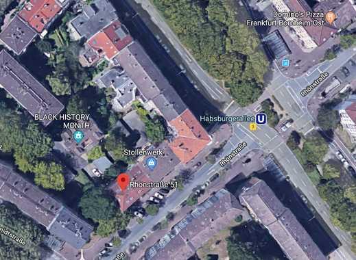 Grüneburg Investment GmbH - Abgeschlossene Garage im Nordend