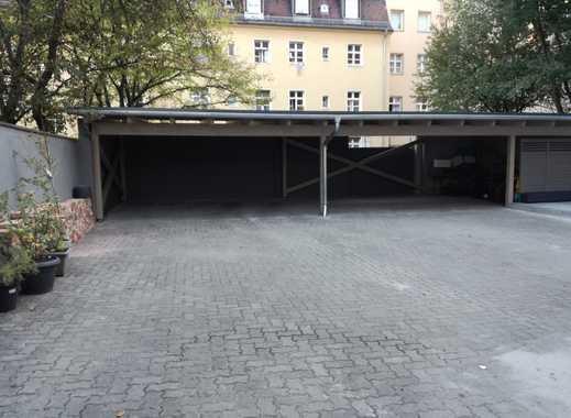Carportstellplatz