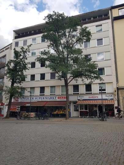Renovierte 2-Zimmer Wohnung in Braunschweig, Am Bruchtor 2a