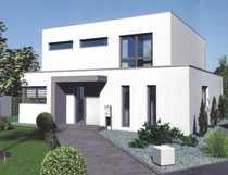 Großes modernes Ein- oder Zweifamilienhaus
