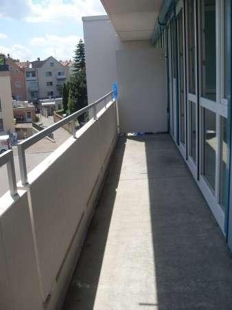 Wohnung mit großem Balkon in Augsburg-Innenstadt