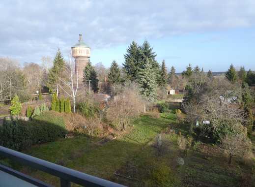 Diese Wohnung erobert Ihr Herz im Sturm, Ausblick ins Grüne und auf den Wasserturm!!
