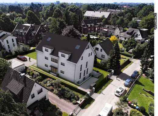 Exklusiver Neubau mit 7 Wohnungen in Hamburg-Bramfeld