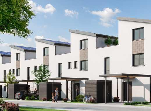 Stadthäuser in Passivhausbauweise