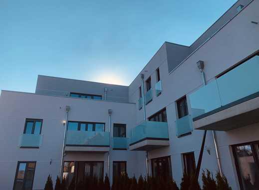 Barrierefreie 4-Zimmer Wohnung im Erdgeschoss mit Terasse bei Berlin