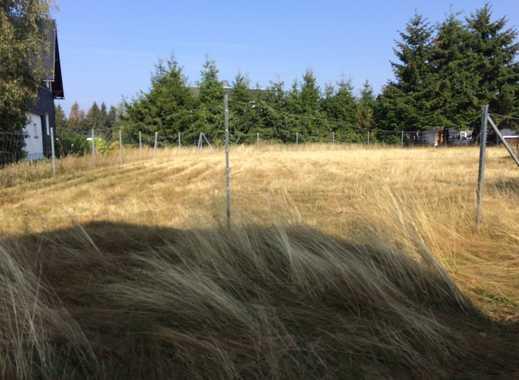 Sonniges Baugrundstück in Neuenbau/Thüringen