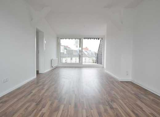 5 Zimmer Dachgeschoss mit 2 Terrassen - Nähe S-Bahn Südende