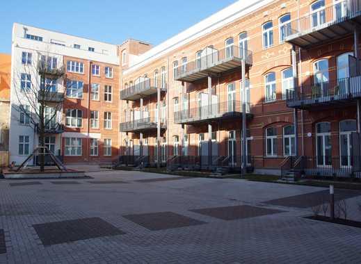 Wohnen im Grafischen Viertel - schöne 3 Raum Wohnung mit Loggia