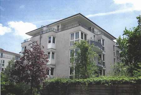 Toplage ! Ruhige-sonnige 2-Zi.-Whg. mit EBK,Balkon,Aufzug,grosser TG-Stellplatz in Herrenbach (Augsburg)