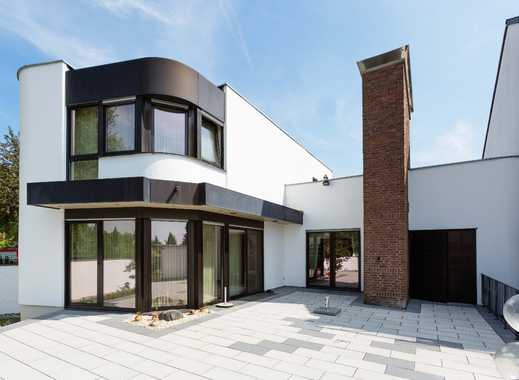Verwirklichen Sie Ihren Traum: Freistehendes Architektenhaus mit 239 m² Wohnfläche und Doppelgarage