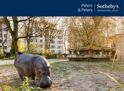 Penthouse mit einmaligem Blick auf Prof. Grzimek´s Erbe