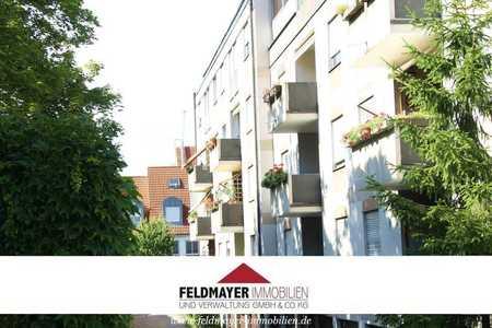 Gepflegte 3 ZKB in beliebter Wohnlage Augsburger Innenstadt nähe Dom, Garage in Augsburg-Innenstadt