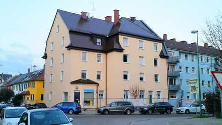 Helle 2 Zimmer Wohnung in Pfersee – Ruhige und zentrale Lage in Pfersee (Augsburg)