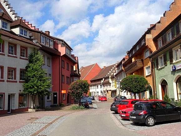 Löffingen Kirchstrasse