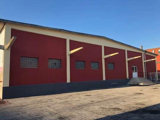 Teilbare Produktions- u. Lagerhalle im Zentrum von Zerbst