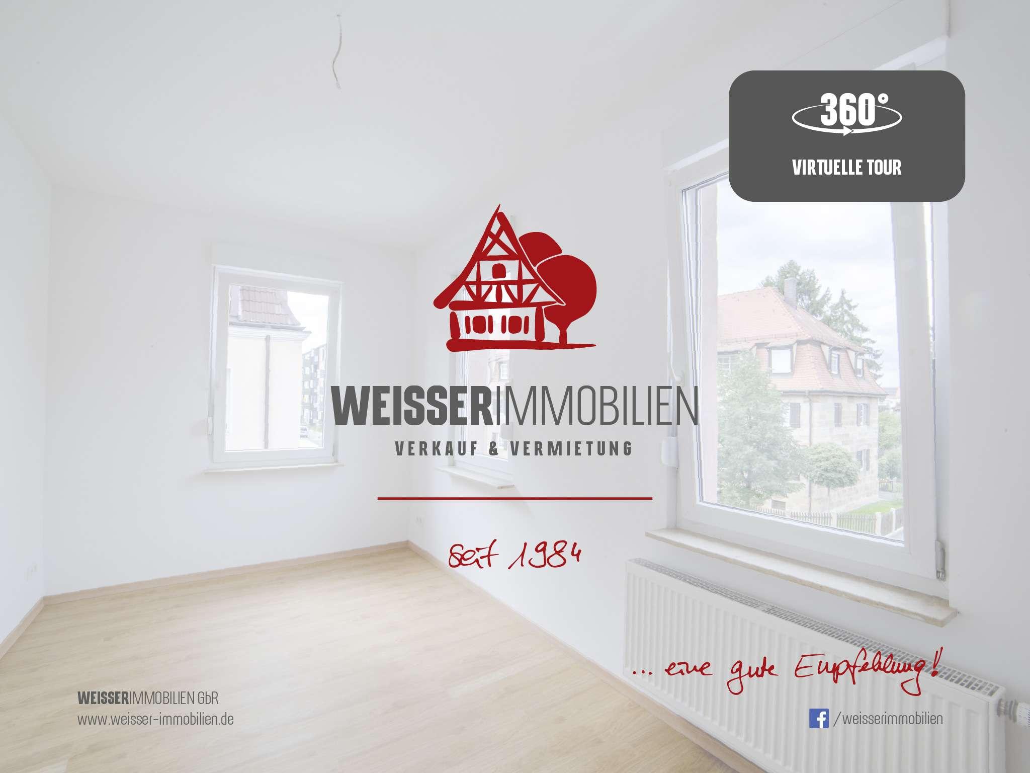Erstbezug nach Sanierung - Helle 2-Zimmer-Wohnung am Espan in Poppenreuth / Espan (Fürth)