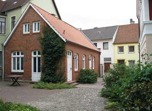 Ideal für Berufspendler: Teilmöblierte 1-Zimmer-Wohnung in Verdens Altstadt
