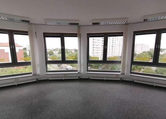 Attraktive Bürofläche mit Panoramablick