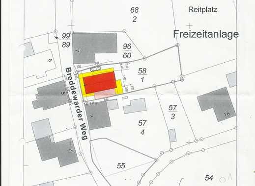Voll erschlossenes Baugrundstück in reizvoller Lage nahe Wilhelmshaven
