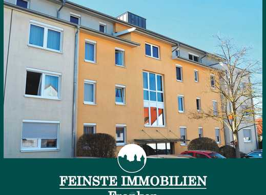 FIF- Helles, Barrierefreihes Penthouse in idyllischer ruhiger Lage mit Terrasse, TG, Küche u. Keller