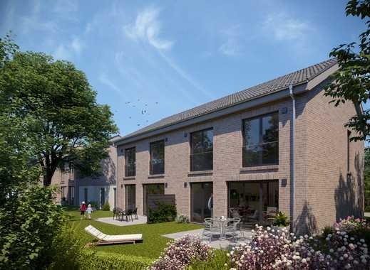 PREISSENKUNG: Neubau DHH mit großer Ausbaureserve in begehrter Lage in Osterholz!